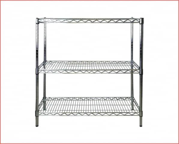 88 venta de estanteria rejillas metalicas for Estanterias metalicas para banos