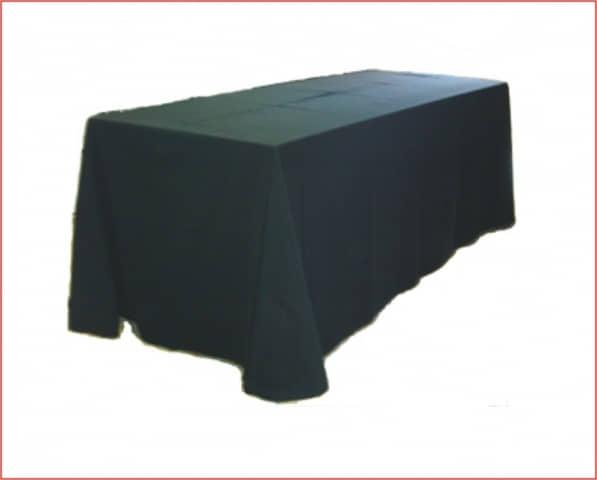 Tapete mesa 200 negro for Tapete mesa